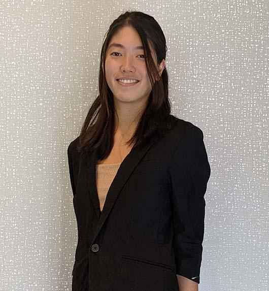 Clara Katsuragi, Senior Manager of Digital Marketing